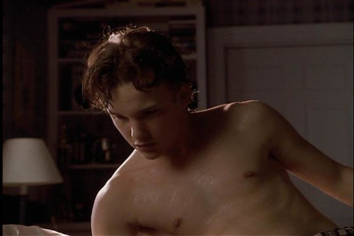 Brad renfro naked, really hot naked latinos