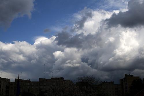 cotton skies