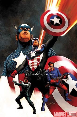 Captain America 600
