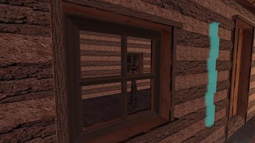 Log Cabin windows_001