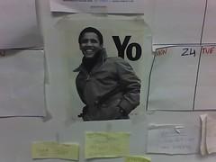 Yo Barack!