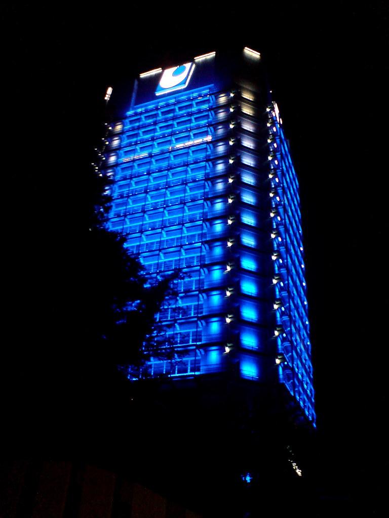 Frankfurt blue