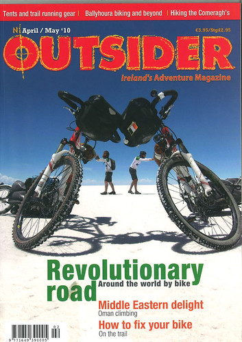 outsider cover