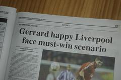 A Perplexing Headline