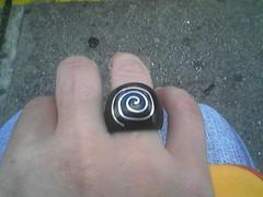 Una espiral para mostrar al mundo