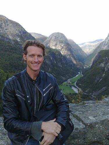 Stalheim Overlooking Gudvangen Valley