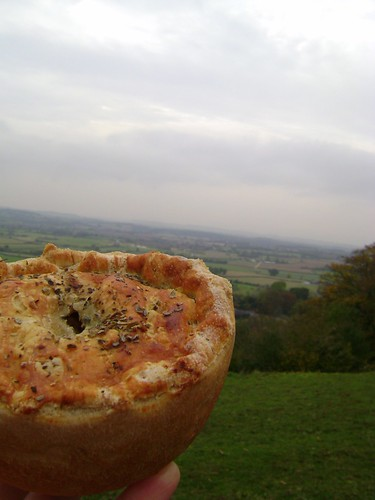 Pieminister Pie over the Cotswold