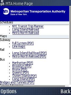 MTA Mobile