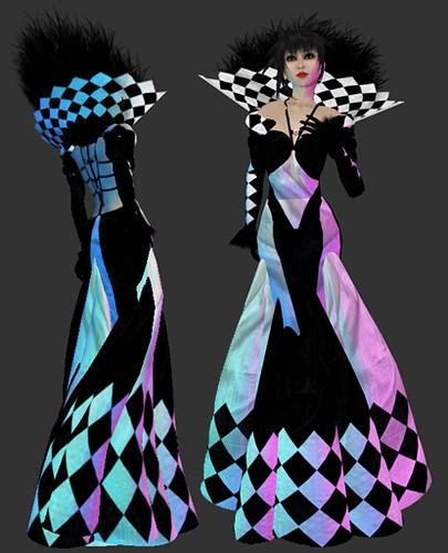 Queen of Checker I
