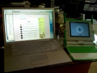 OLPC and Twitter