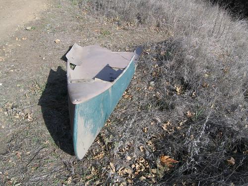 Broken Canoe