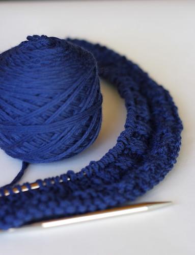 Gone knittin'
