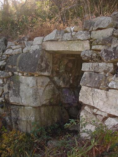 Mauer-Tor