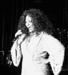 Diana Ross at Mar-A-Lago