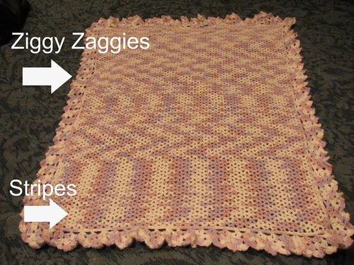 Weez's Lucy Blanket 2