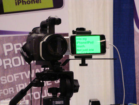 Pro Prompter for iPhone