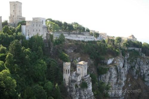 Castello Pepoli and Torretta Pepoli