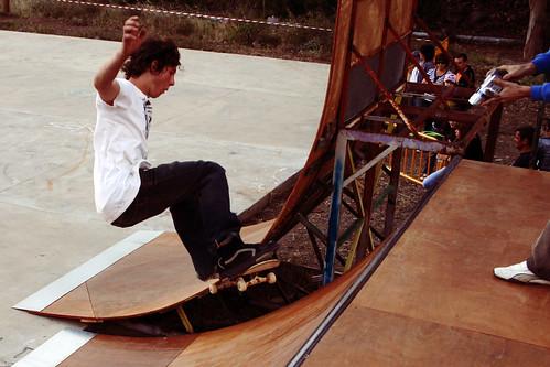 Concentración Skateboarding La Palma