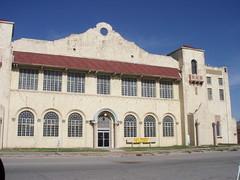 OKC farmers' market building