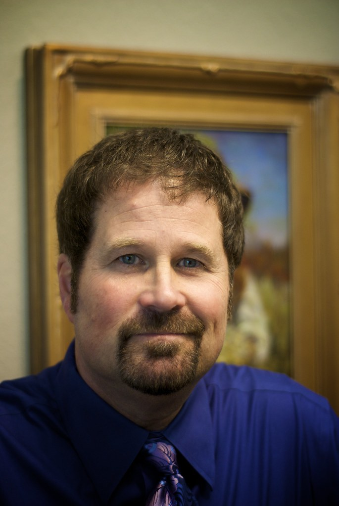 Scott Myers, Granbury artist