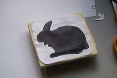Bunny Stamp