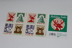 New usps stamps for the holidays