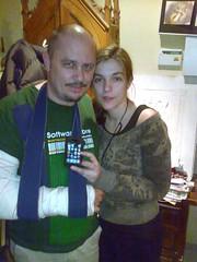 Karla y Juantomás