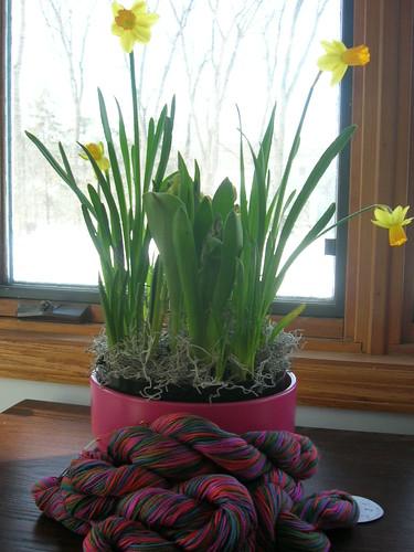 03-04 Blooming Basket