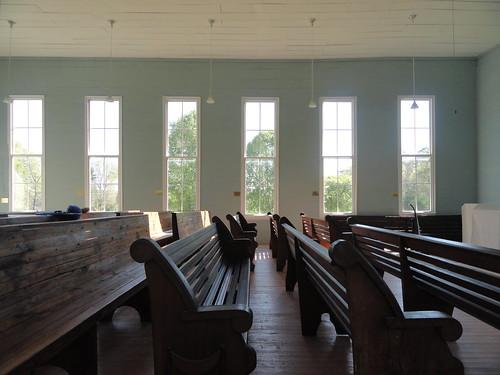 Van Wert Methodist Church, near Rockmart GA