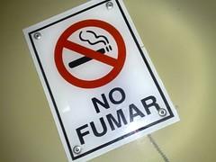 No Fumar, No!