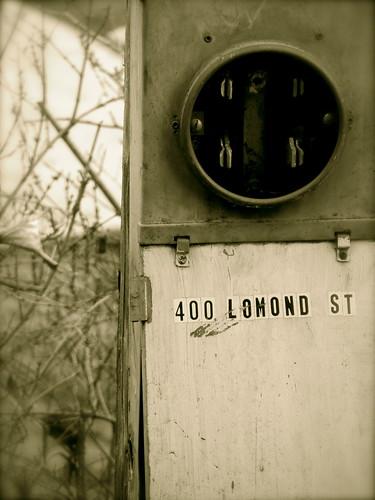 Abandoned Electric Box
