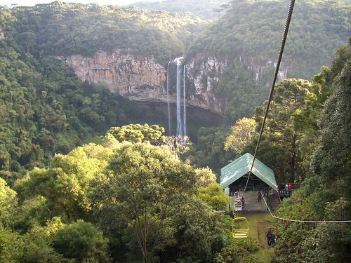 Cascata do Caracol