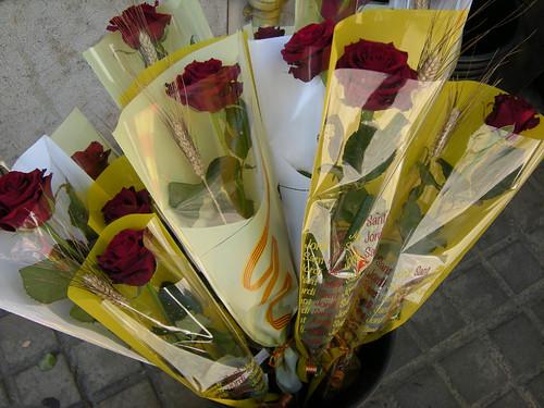 Roses a punt