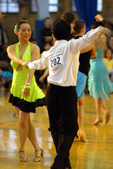 8th Annual University of Michigan Ballroom Dan...