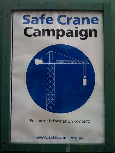 safe crane campaign