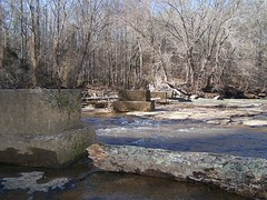 Winter Roadtrip: The Ford at Musgrove Mill