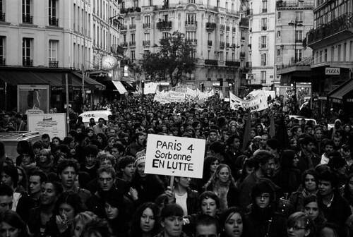 Manifestation du 22 novembre