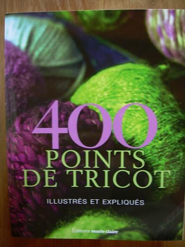 """""""400 Points de tricot"""""""