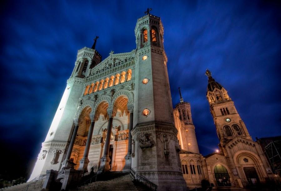 Dark Matters of the Church