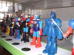 Robot toys!