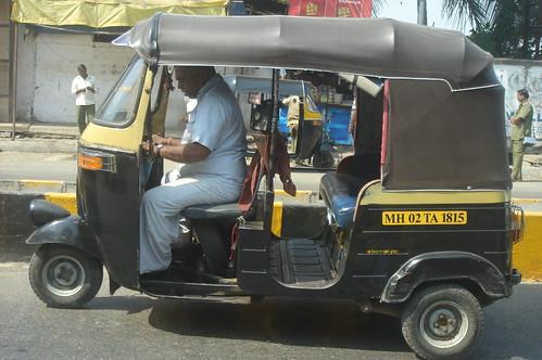 電動車Auto-Rickshaw_市區主要交通工具1-4
