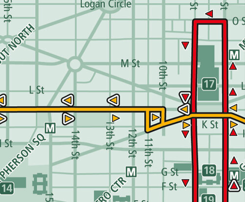 DC Circulator Map Detail