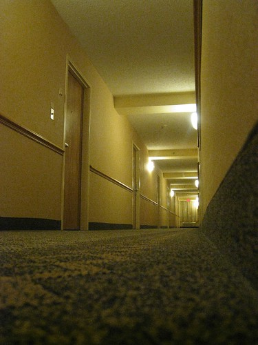 Marriott Hallway