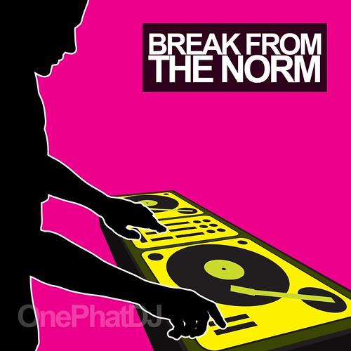 Cover for Break From The Norm