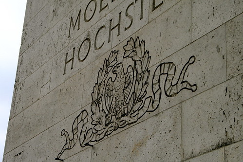 Arc de Triomphe. Detail.