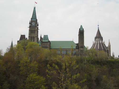 A different view of the Parliament