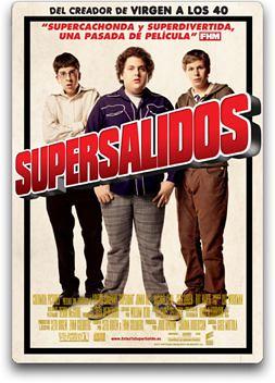Supersalidos cartel película