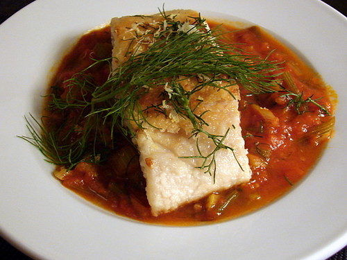 Dinner:  October 30, 2007