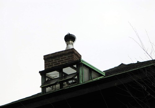 The roof at Savoy