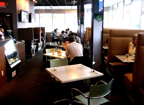 iCafe - interior